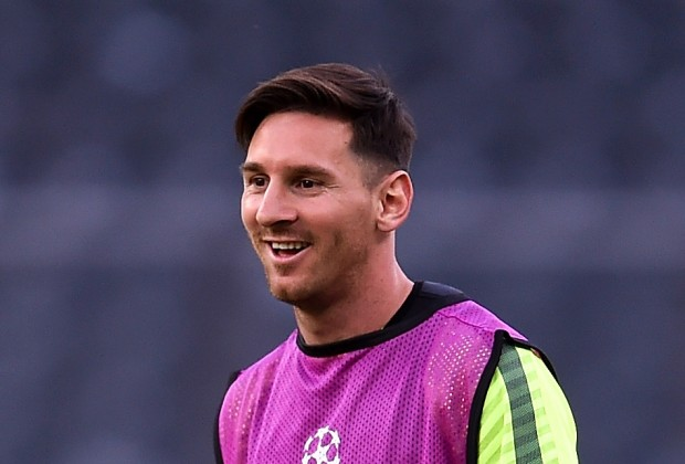 Which Hollywood Star Sent Messi A Support Message