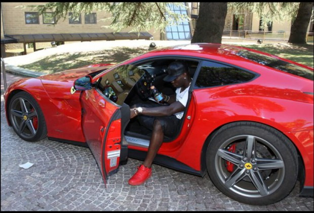 Image result for mario balotelli cars