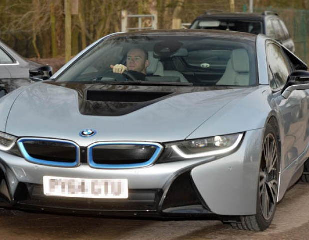 Three England Stars Their Amazing Cars Www Soccerladuma Co Za