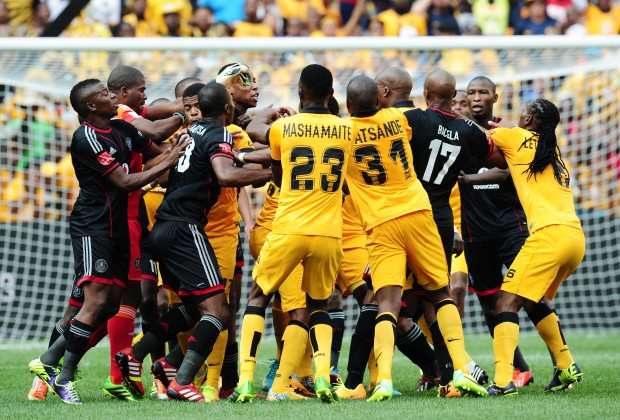 Pirates Vs Chiefs: PSL: Orlando Pirates V Kaizer Chiefs 15 March 2014