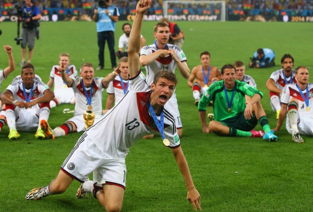 Thomas Muller Not Interested in FIFA World Cup Golden Boot ...