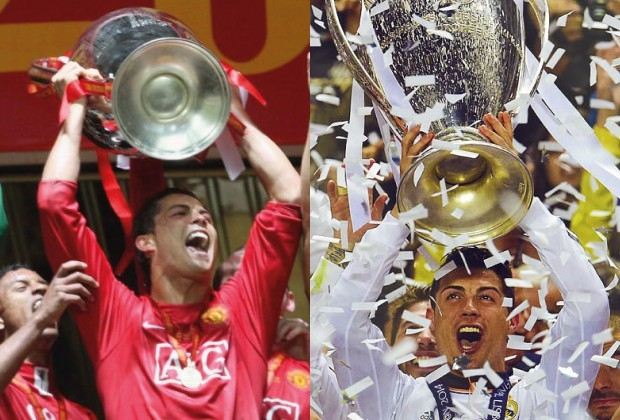 Can Cristiano Ronaldo Match His Manchester United Trophy Haul
