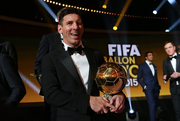 Lionel Messi Names Trophy More Valuable Than 5 FIFA Ballons DOr