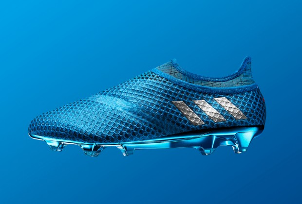 messi blue boots