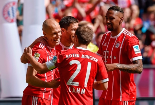 German Bundesliga Report: Bayern Munich v Freiburg 20 May
