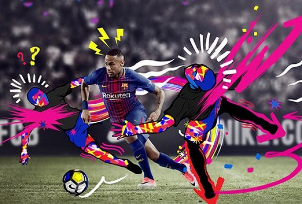 Gallery FC Barcelona Unveil New 2017 18 Home Kit