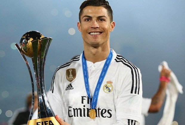 Cristiano Ronaldo Closes In On Lionel Messis Trophy Haul