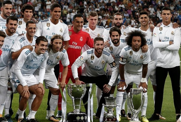 Gallery real madrid finally lift la liga trophy soccerladuma 1503902552b4ac3 stopboris Gallery