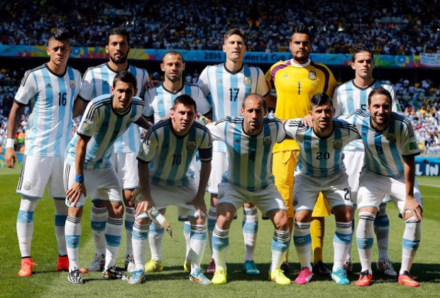 Argentina World Cup Qualifiers 2018 Squad