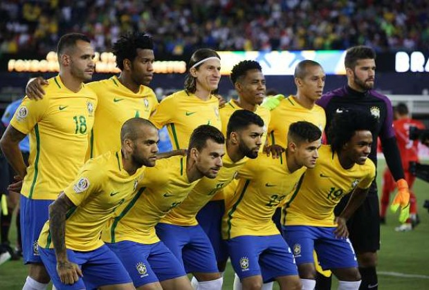 Brazil World Cup Qualifier 2018 Squad
