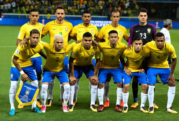 Brazil Team Squad World Cup 2018