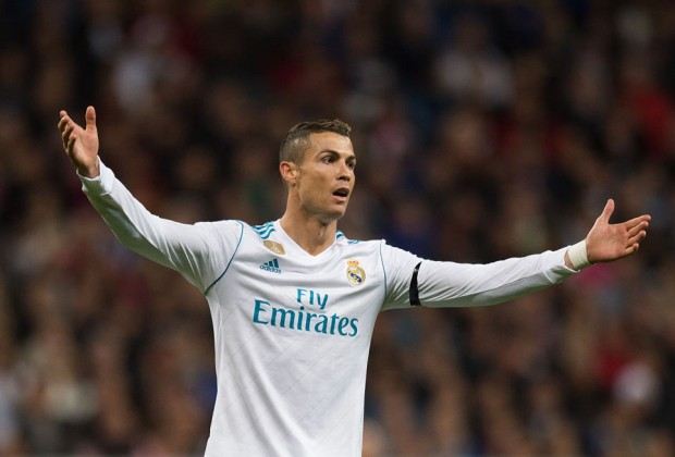 Cristiano Ronaldo scores two STUNNING quick-fire goals during Real Madrid training