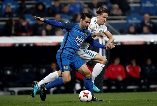 Bale back for Real Madrid's Copa del Rey clash