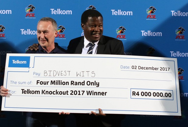 Vincent Pule wins Telkom Knockout for Bidvest Wits