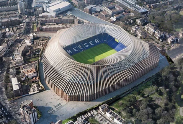 Chelsea closer to goal of a new stadium