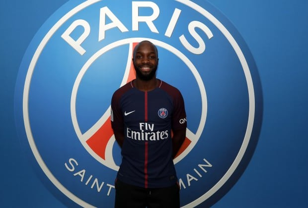 Lassana Diarra joins Paris Saint-Germain on 18-month deal
