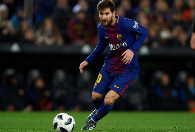 Barcelona asked to stop playing Messi