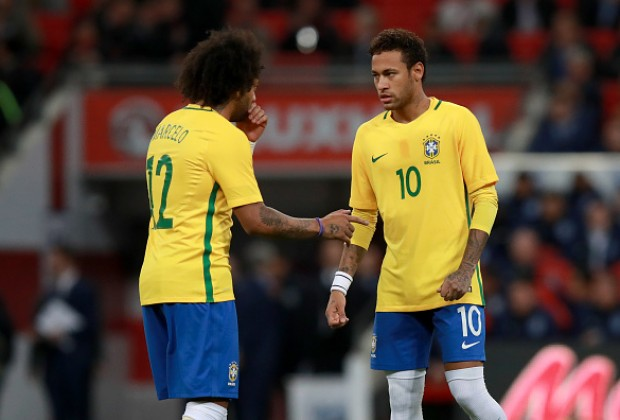Image result for Marcelo and Neymar