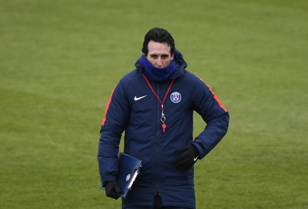 Unai Emery: 'Paris Saint-Germain will continue with patience'