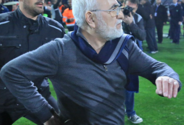 Ivan Savvidis is wanted. Arrest warant against PAOK owner
