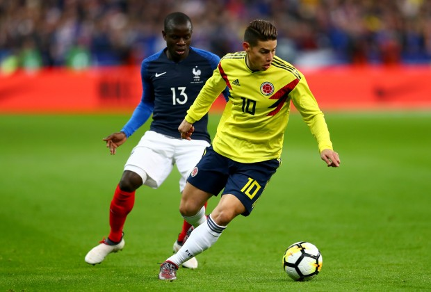 International Friendly Report: France v Colombia 23 March ...