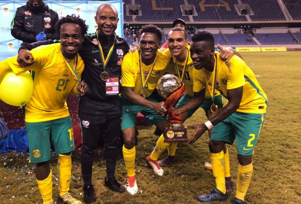 Bafana Bafana go in search of Four Nations triumph
