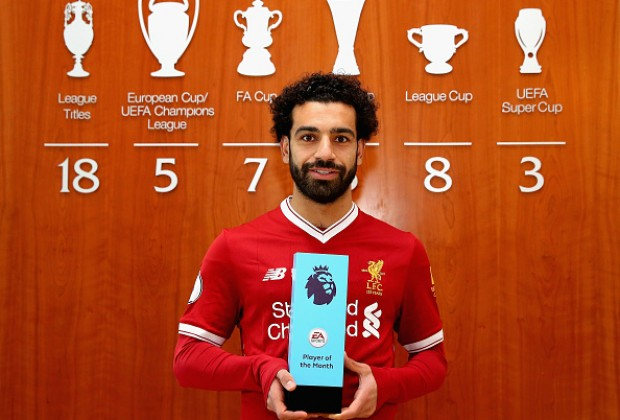 Jurgen Klopp: Why I know Mo Salah won't leave Liverpool