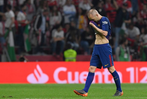 Andres Iniesta earns 9/10 with incredible display in final last Barca finale
