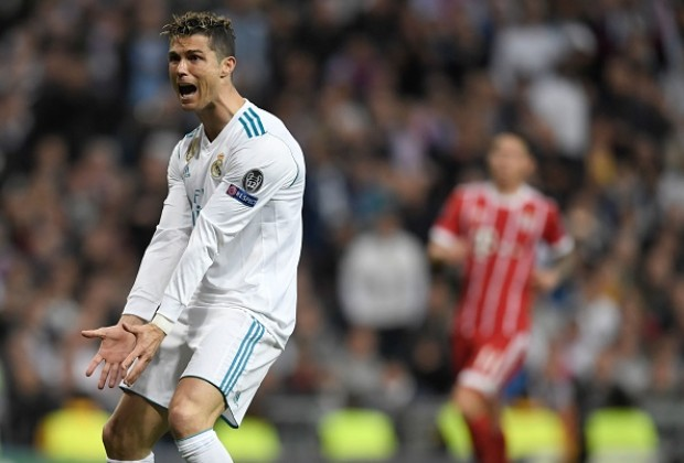 Ronaldo on track for Champions League final
