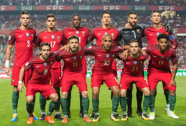 Renato Sanches off Portugal's preliminary World Cup squad