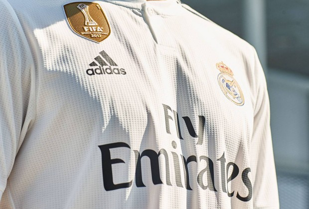Real introduce 2018 19 home kit. 1527583263 273af c82aa0450