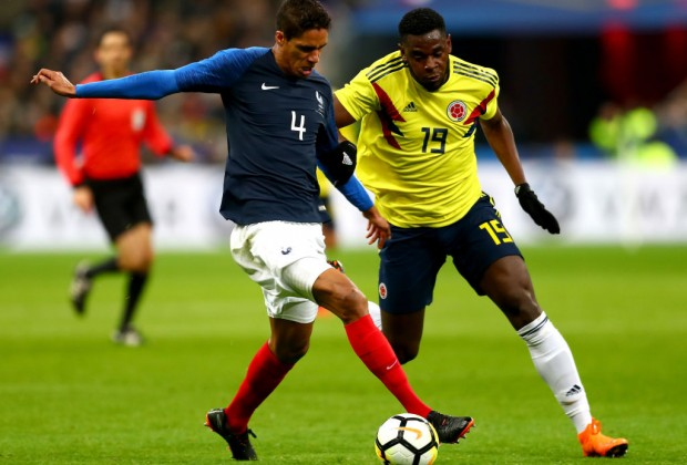 Paul Pogba defended by France duo Antoine Griezmann and Corentin Tolisso