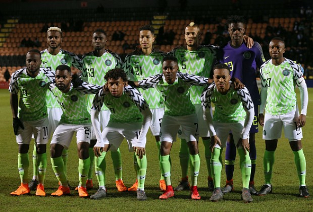 cheap for discount f3bfd 3b454 Nigeria Cut 5 From 2018 FIFA World Cup Squad, Premier Soccer ...