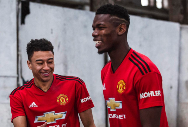 Gallery: Manchester United Unveil New 2018/19 Home Kit