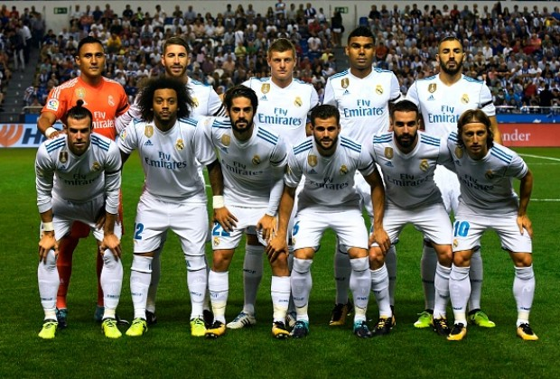 Image Result For Real Madrid Vs Roma Last Match