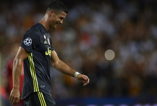 Juventus star Ronaldo could avoid extended ban after Valencia red