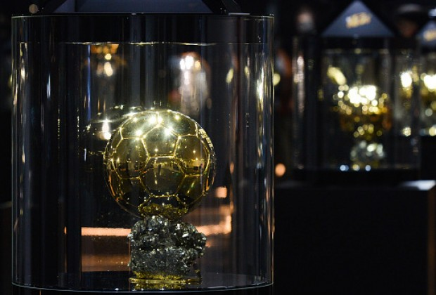 Madrid star in first Ballon d'Or nominees